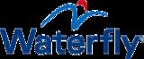 opruiming Waterfly Waterpolobadpak dubbellaags rits navy FR36-D34-S op=op_
