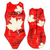 Special Made Turbo Waterpolo badpak CANADA VINTAGE _