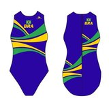 Special Made Turbo Waterpolo badpak BRAZIL _