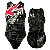 Special Made Turbo Waterpolo badpak New Zealand Vintage _