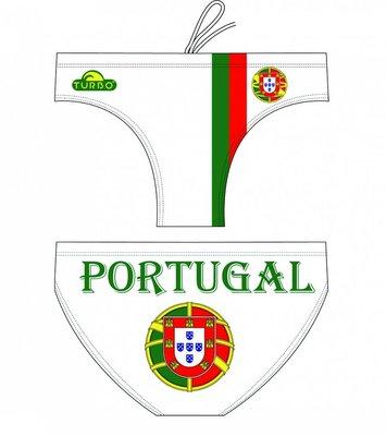 *Special Made* Turbo Waterpolo broek Portugal (levertijd 6 tot 8 weken)