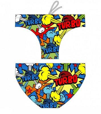 *Special Made* Turbo Waterpolo broek Pop Turbo (levertijd 6 tot 8 weken)