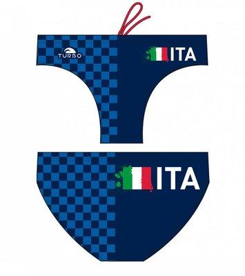 *Special Made* Turbo Waterpolo broek ITALY  (levertijd 6 tot 8 weken)
