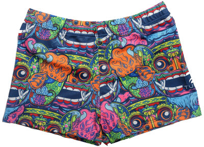*Outlet* Turbo boxer Bali Tribal FR75 | D3 | S