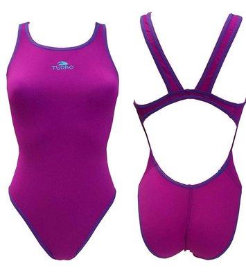 *Outlet* Turbo Sportbadpak Swim Comfort paars FR42 | D40 | XL