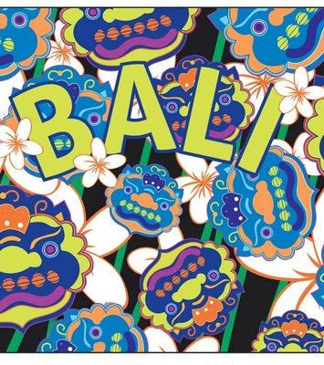 *special made* Turbo handdoek Bali 120x75