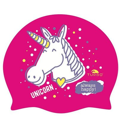 *outlet* Turbo silicone badmuts Happy Unicorn op=op