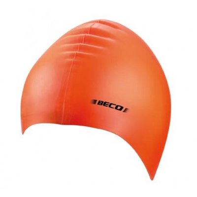 *OUTLET* BECO Silicone badmuts, oranje