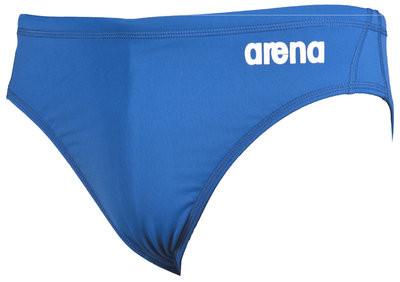 *OUTLET* Arena Solid Waterpolobroek royal FR105   D9   4XL