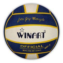 *Voordeelbundel* (10+prijs) Winart waterpolo bal minipolo maat 3 navy white navy