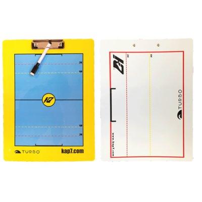 *nieuw* Turbo + Kap7 tactic board 28x37cm