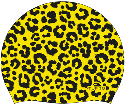 *special made* Turbo silicone badmuts Animal Print