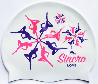*special made* Turbo silicone badmuts Sincro Love op=op