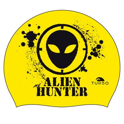 Opruiming *showmodel* Turbo silicone badmuts Alien hunter op=op