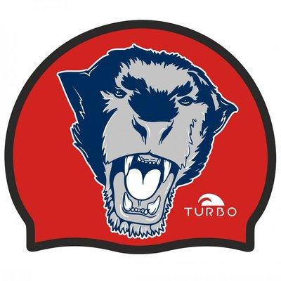 Opruiming *showmodel* Turbo silicone badmuts Wolf op=op