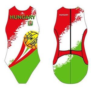 Special Made Turbo Waterpolo badpak HUNGARY-BALL TECNO