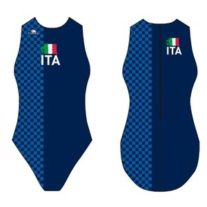 Special Made Turbo Waterpolo badpak ITALY