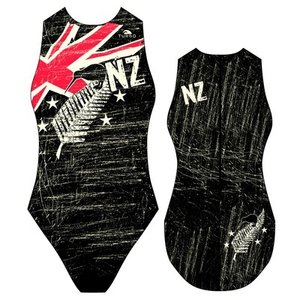 Special Made Turbo Waterpolo badpak New Zealand Vintage