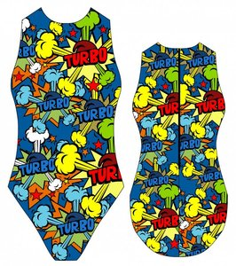 Special Made Turbo Waterpolo badpak Pop Turbo